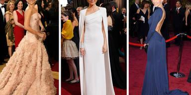 Die schönsten Oscar-Kleider