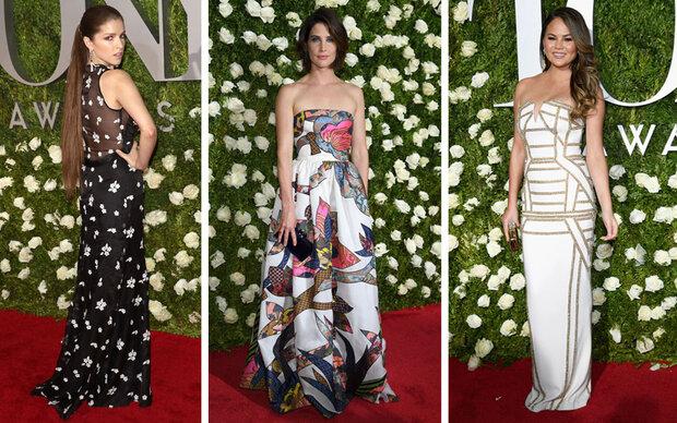 Die schönsten Looks der Tony Awards 2017