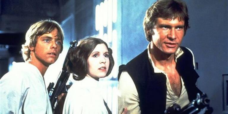"""Reunion: """"Star Wars"""" vereinigt Kult-Trio"""