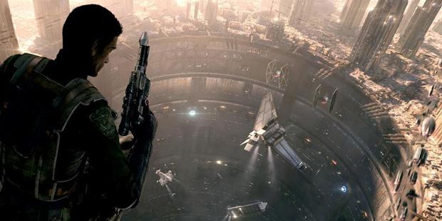Die Baumeisterin der Star Wars Games