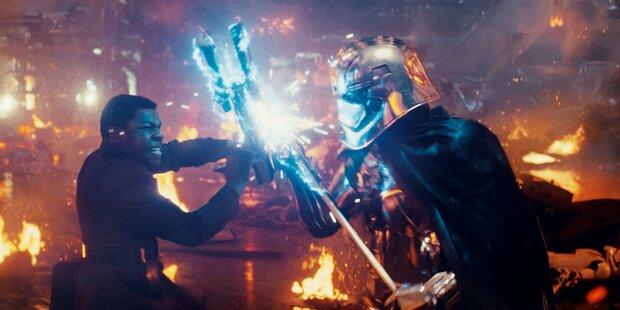 Neuer 'Star Wars'-Film beherrscht Kinos