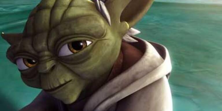 Obi-Wan Kenobi und Meister Yoda führen das Klon-Heer in die Schlacht und bieten den Mächten der Dunklen Seite tapfer die Stirn.
