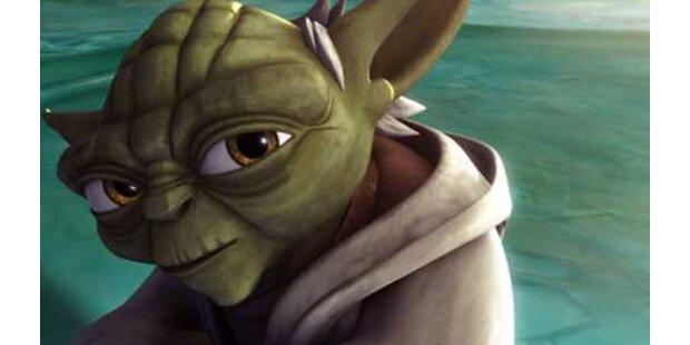 Betrunkener Yoda veursacht Unfall