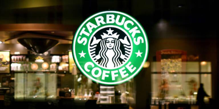 Starbucks startet Zustellservice