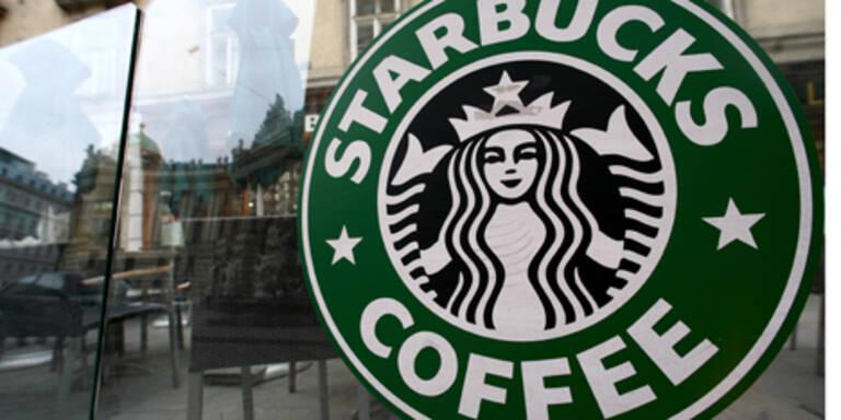 Starbucks mit Rekordquartal