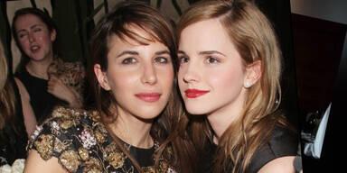 Emma Watson in Wien & Halle Berry's Hochzeit