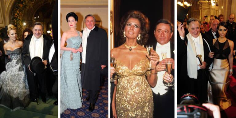 Welcher Stargast trug das schönste Kleid?