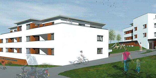 34 geförderte Wohnungen am Starhemberg