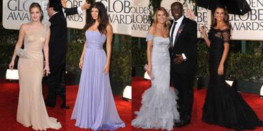 Stars bei den Golden Globes