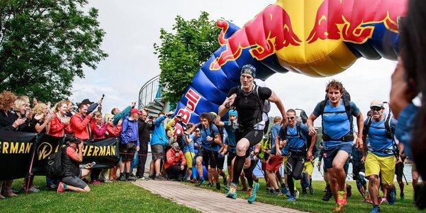 Startschuss für Red Bull X-Alps