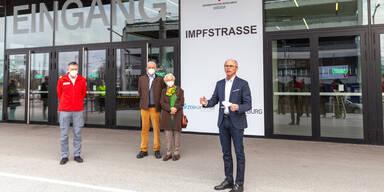 Land Salzburg startet im Messezentrum