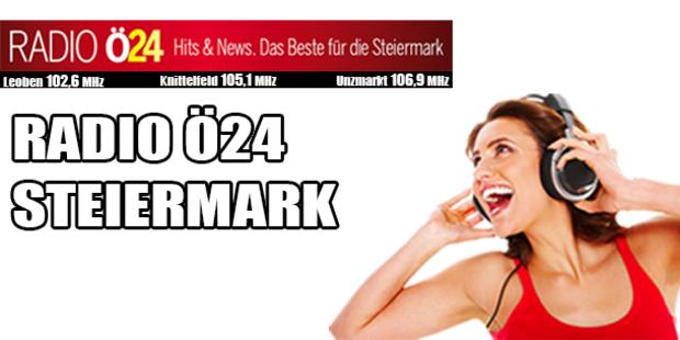 Willkommen bei Radio Ö24 Steiermark