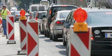 Maßnahmen gegen Verkehrschaos