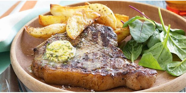 Vegan-Ikonen als Steakesser geoutet