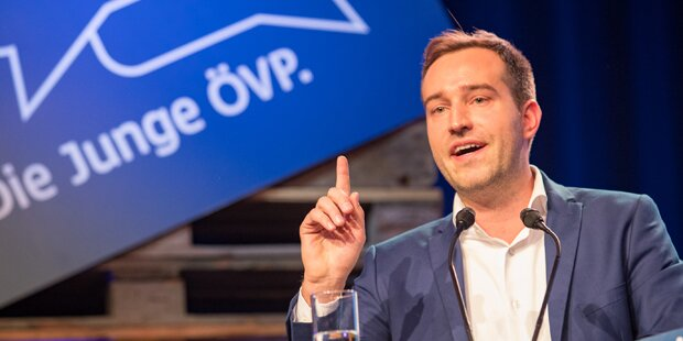 JVP-Chef Schnöll wird Salzburger Landesrat