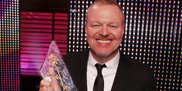 Entertainer Stefan Raab wird politisch