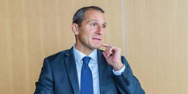 Erste-Bank-Chef Stefan Dörfler im Interview