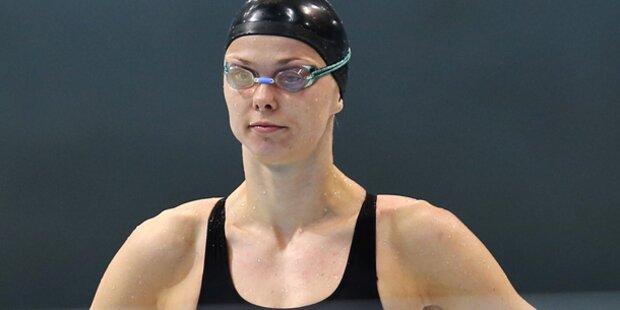 Olympiasiegerin Steffen beendet Karriere