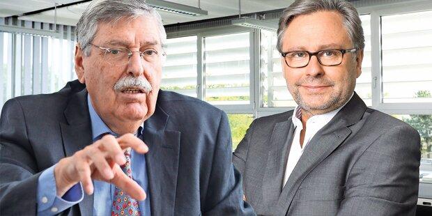 Steger, sein Schwiegersohn & der ORF