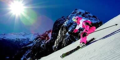 Steiner - Skifahrer Dachstein
