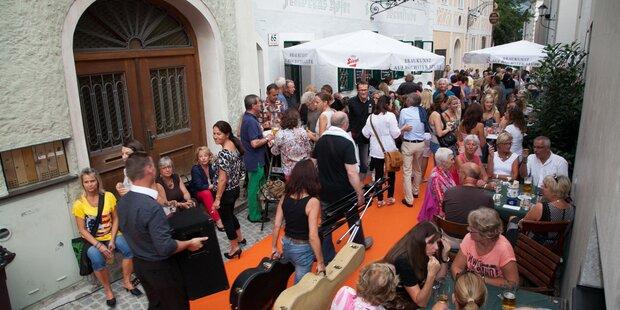 Steingassenfest in der Altstadt