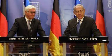 Steinmeier Netanyahu