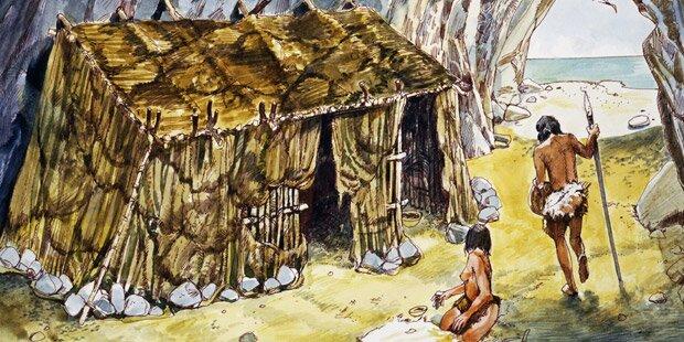 Spuren von 52 Steinzeithäusern gefunden
