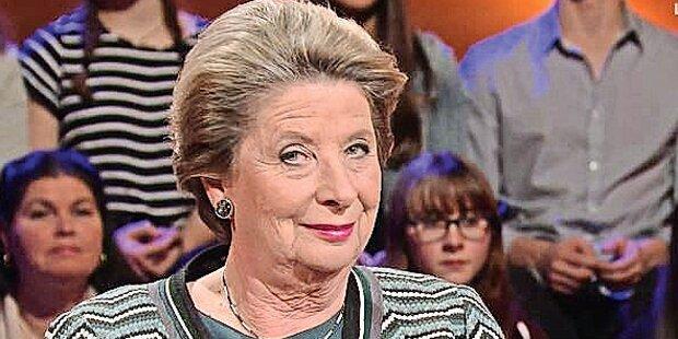 Ursula Stenzel fällt auf Satire-Zeitung rein