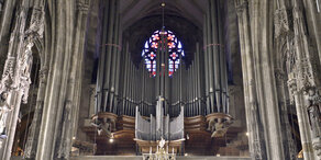 Riesenorgel im Stephansdom soll wieder erklingen