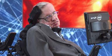 Stephen Hawking im letzten Buch: Unsere Erde wird untergehen