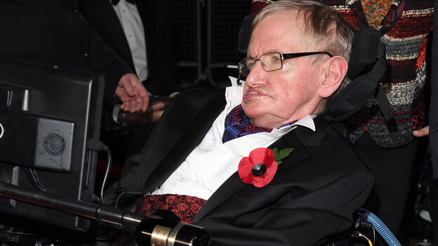 Hawkings Letzte Worte An Die Welt