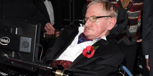 Deshalb erhielt Hawking nie den Nobelpreis