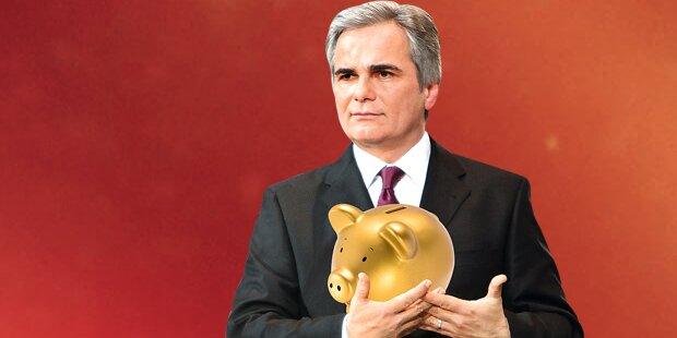 Steuerreform: Experten rechnen mit Spar-Variante