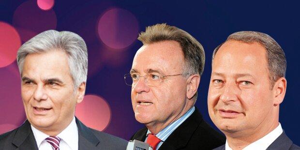 Steuer-Reform spaltet die SPÖ