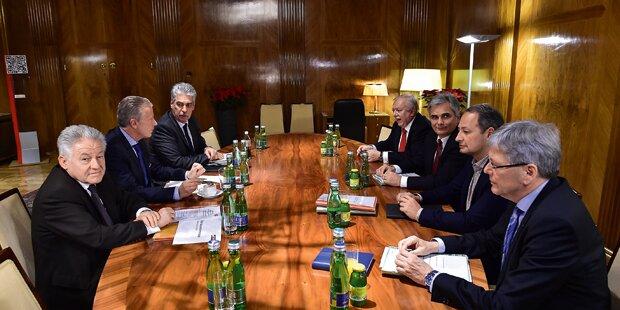 Steuerreform: Geheim-Verhandlungen