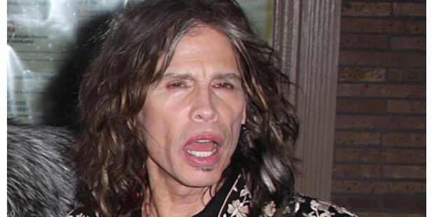 Steven Tyler in Entzugsklinik