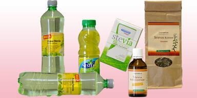 Stevia Produkte