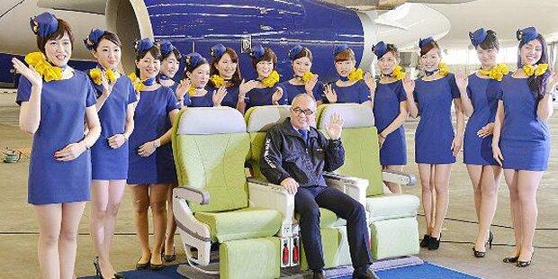 Stewardessen bessern mit Sex Gehalt auf
