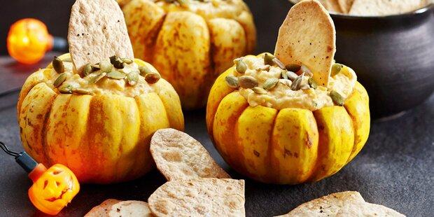 Die gruseligsten Snacks für Ihre Halloween-Party