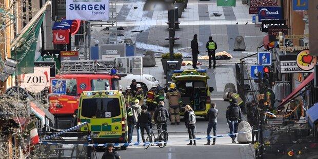 Stockholm-Terrorist im Gefängnis verprügelt