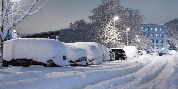 Gegenderte Schneeräumung sorgt für Chaos