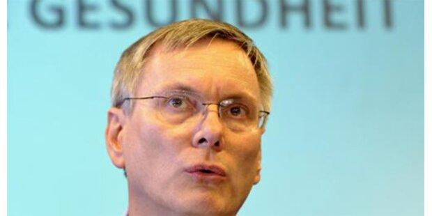 Kassenreform soll 2,5 Mrd. sparen