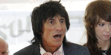 Stones-Gitarrist Ronnie Wood