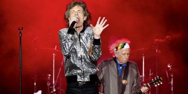 Stones auf Rekord-Kurs: 95.000 Fans