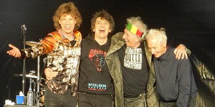 Stones planen nächste Tournee!