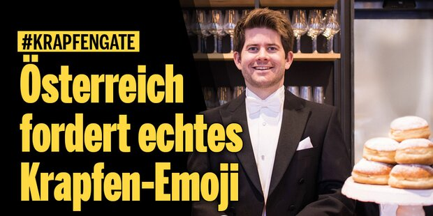 Vorerst kein Krapfen-Emoji: Unicode-Konsortium fehlt Verständnis für Fasching
