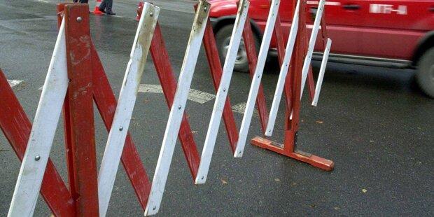 Straße zwischen Lech und Warth gesperrt