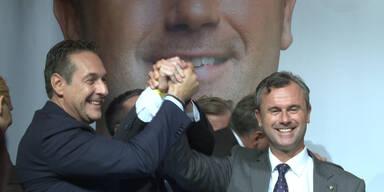 Hofer holte bestes FPÖ-Ergebnis aller Zeiten