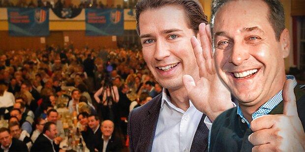 Aschermittwoch: Koalition in Rededuell