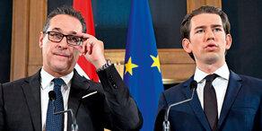 ÖVP und FPÖ einigen sich auf Kassen-Reform